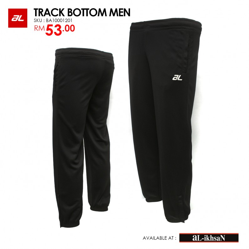 Track Bottom Men