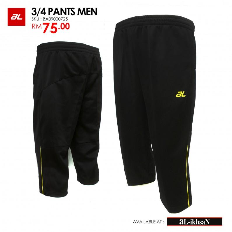 3/4 Pants Men