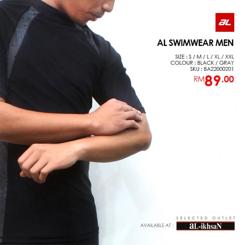 AL Swimwear Men SS