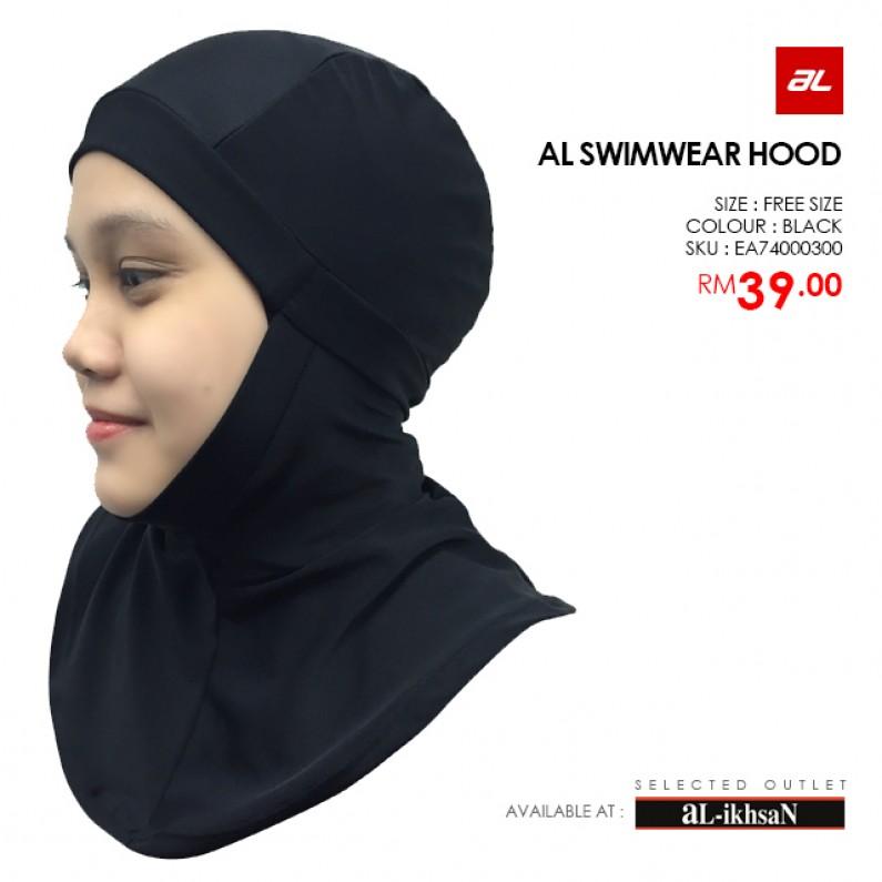 AL Swimwear Hood
