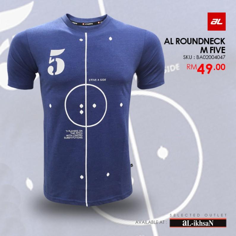 AL Roundneck M Five