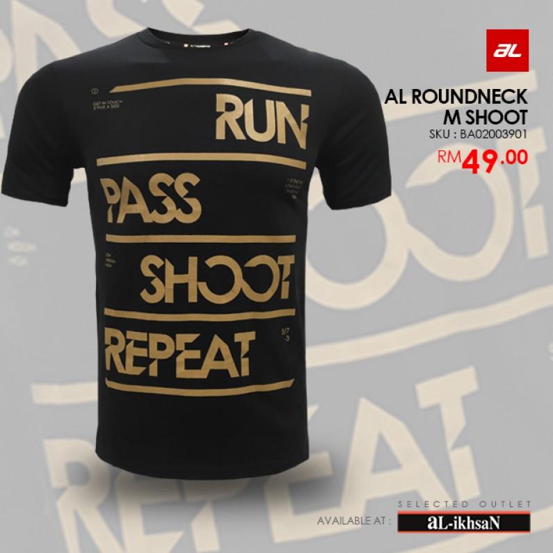 AL Roundneck M Shoot