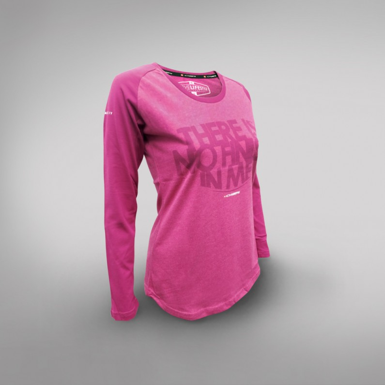 Women Long Sleeve No FInish