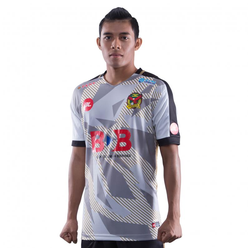 Kedah 3rd-Kit Authentic Jersey 2017