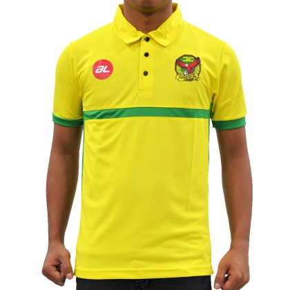 Polo Kedah Yellow/Green 2017