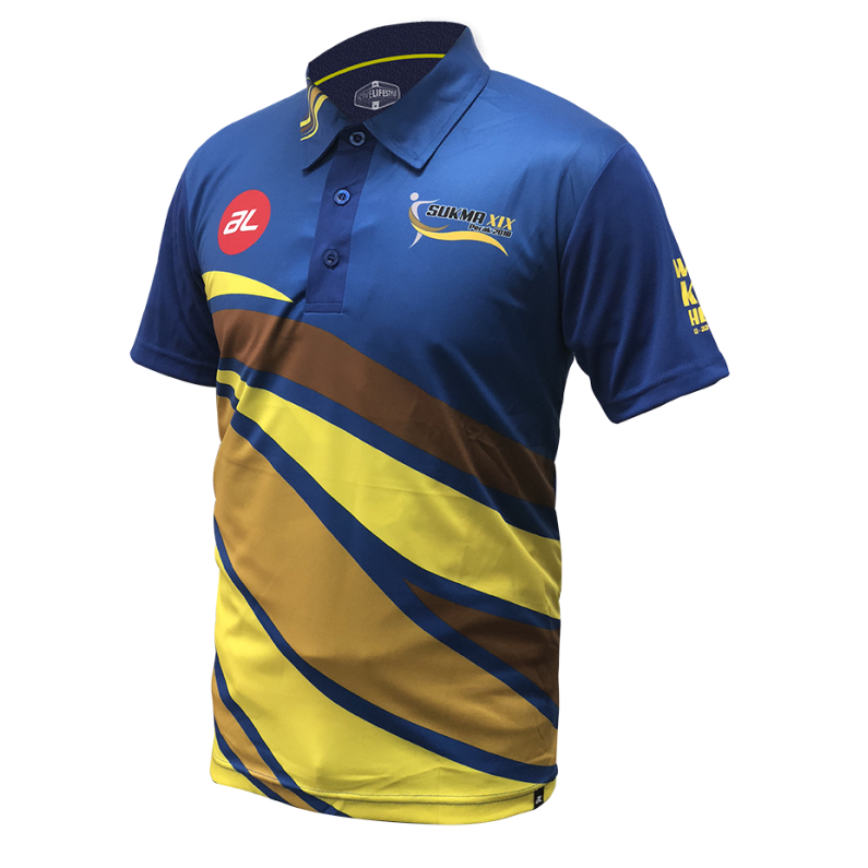 POLO SUKMA 2018 (NAVY)